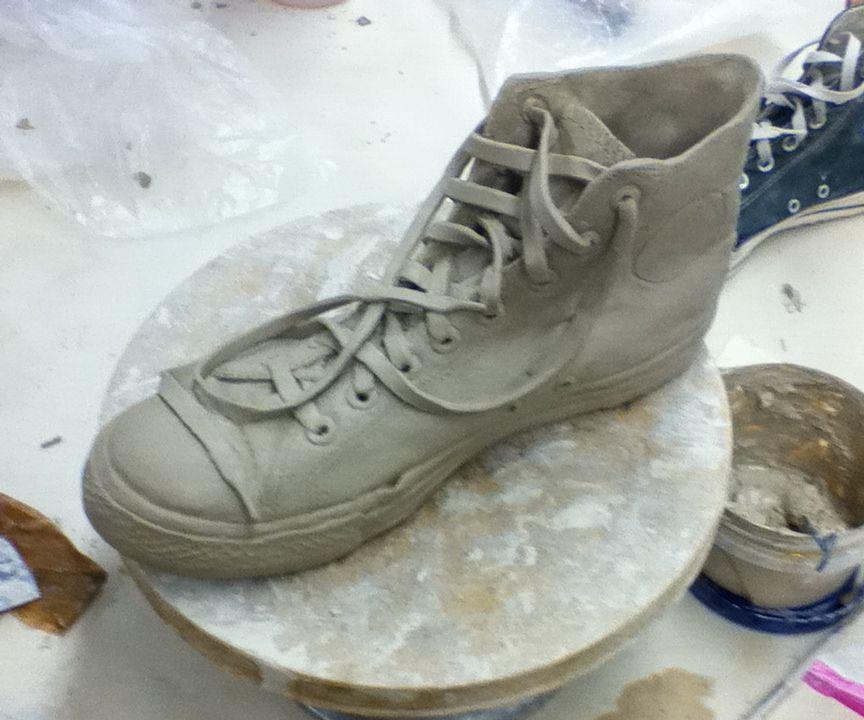 Art 2 Ceramic Shoe And Creative Extension Due Mon Dec