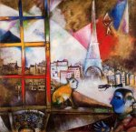 Art 1 – Chagall, Music, and Spring – due1/22